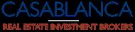 CASABLANCA Commercial Real Estate Logo